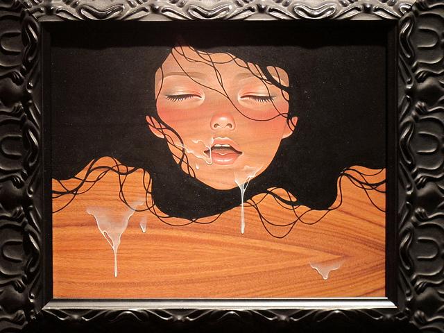 """""""Drip"""" by Audrey Kawasaki"""
