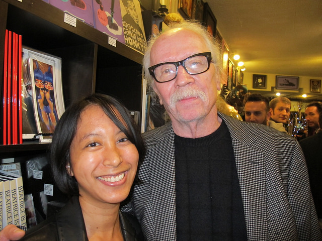 Me and John Carpenter
