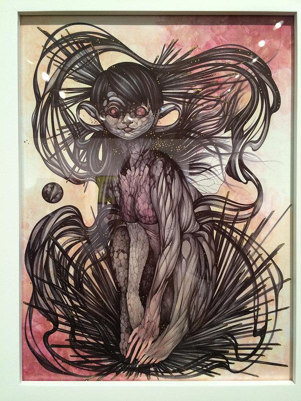 """Subconscious Miasma"" by Katherine Brannock"